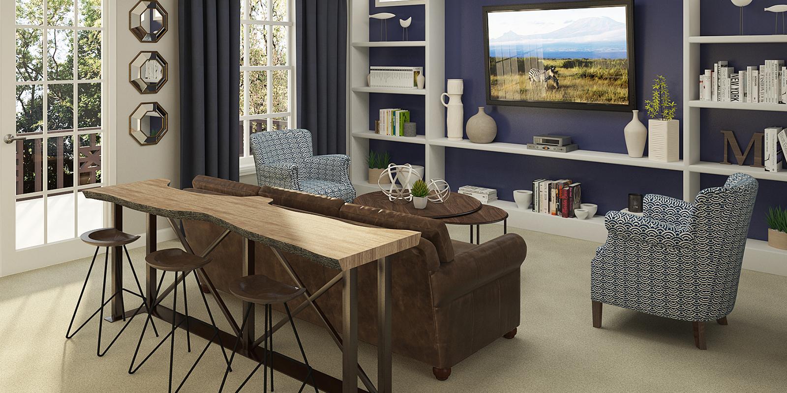 New Legacy Homes | Bonus Room