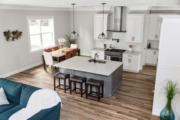 4318 W Santiago St designed and built by New Legacy Homes, best of South Tampa homebuilder