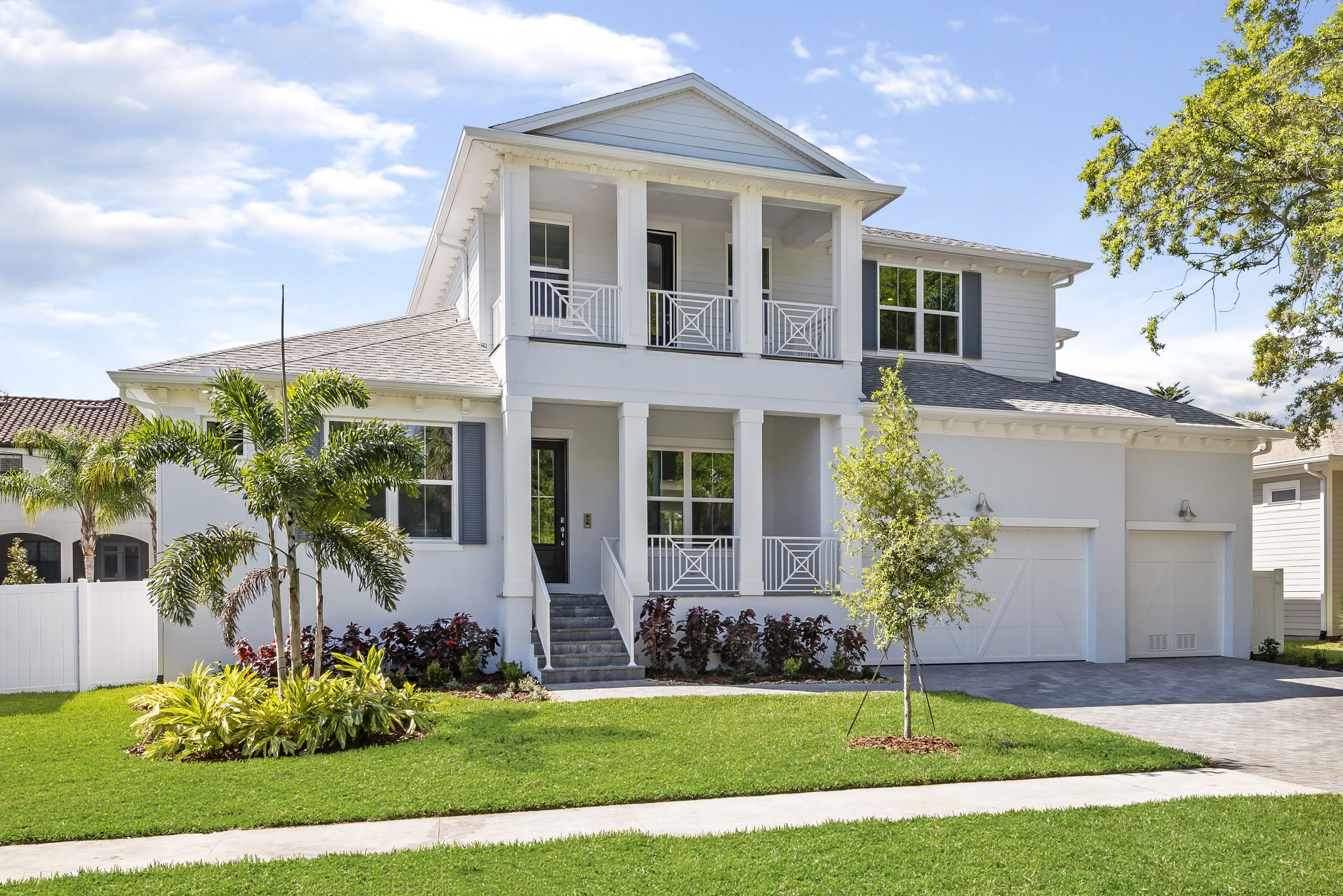 South Tampa Houses New Legacy Homes