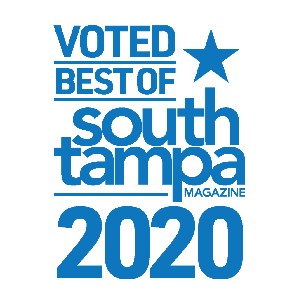 New Legacy Homes was voted best of south tampa for homebuilders