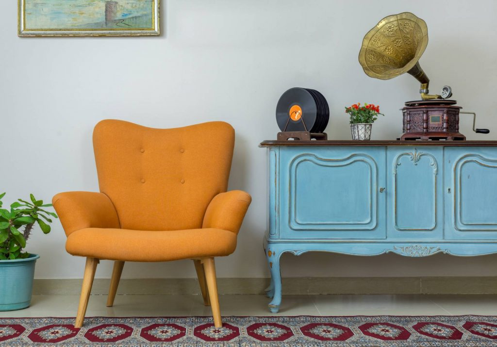 representing furniture styles