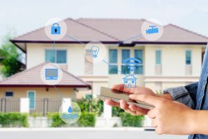 representing home automation system